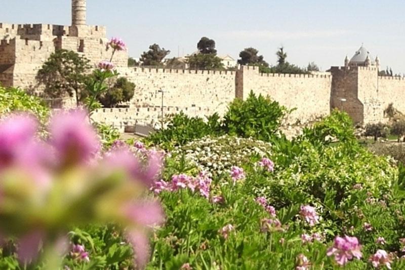 izrael-tavasszal